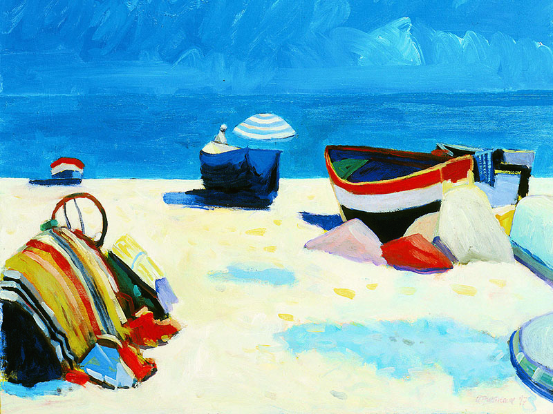Cornish Seascape Artist Tom Holland Gallery Design Mixed Packs of Greetings Cards